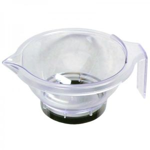 HairTools Acrylic Tint Bowl Clear x 1